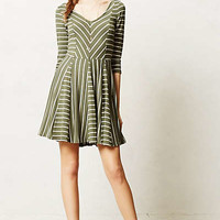 Mixed Meter Dress by Puella Moss M Dresses