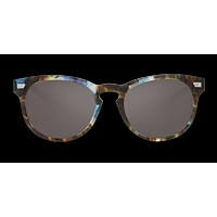 Costa - Del Mar Shiny Ocean Tortoise Sunglasses / Gray Polarized Glass Lenses