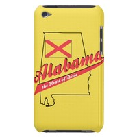 Alabama Heart of Dixie Case-Mate iPod Touch Case