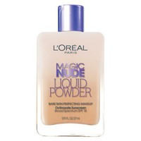 L'Oreal Magic Nude Liquid Poweder Foundation with SPF 18