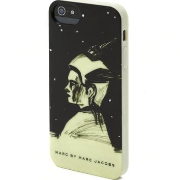 GLOW IN THE DARK ASTRONAUTS IPHONE 5 CASE