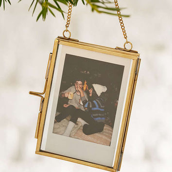 Instax Glass Ornament - Urban Outfitters