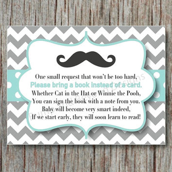 shop little man mustache invitations on wanelo, Baby shower