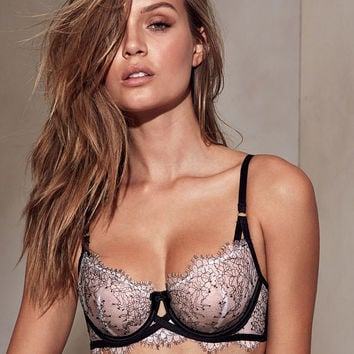Chantilly Lace Unlined Demi Bra - Very Sexy - Victoria's Secret