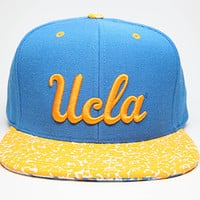 UCLA In The Stands Snapback - Mitchell & Ness Nostalgia Co.