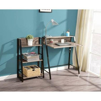 Mainstays 2-tier Writing Desk