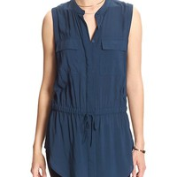 Banana Republic Womens Factory Sleeveless Tunic