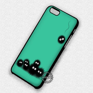 Cute Soot Sprites - iPhone 7 6S 5S SE 4S Cases & Covers