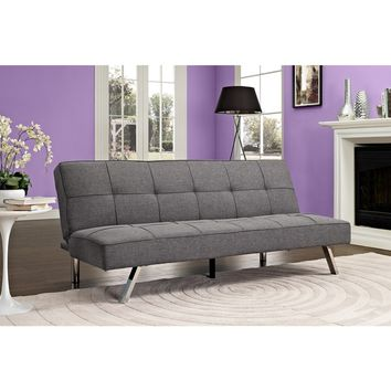 DHP Zoe Convertible Futon Sofa Bed | Overstock.com Shopping - The Best Deals on Futons