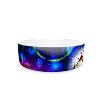 "Mandie Manzano ""Fairy Tale Alice in Wonderland"" Pet Bowl"