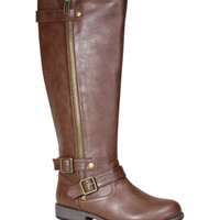 Bamboo Brown Montana Boot | zulily