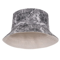 Marble Design Printed Bucket Hat