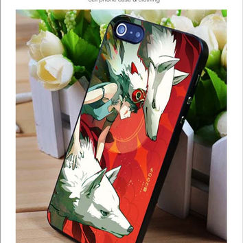 Princess Monokoe art iPhone for 4 5 5c 6 Plus Case, Samsung Galaxy for S3 S4 S5 Note 3 4 Case, iPod for 4 5 Case, HtC One for M7 M8 and Nexus Case