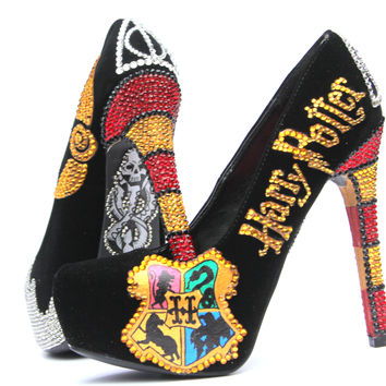 Harry Potter Swarovski Heels