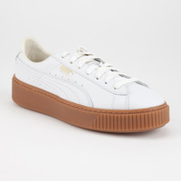 PUMA Basket Platform Core Womens Sneakers   Featured Collection
