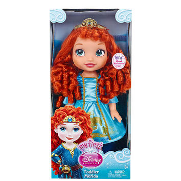 Disney Princess Toddler Doll - Merida