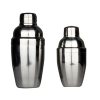Happy Gifts Bar Accessories Wine Shaker New Stainless Steel Cocktail Shaker Martini Bartender Shaker Drink