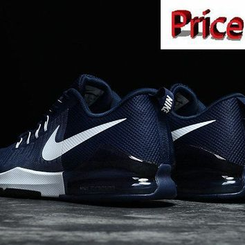 Where To Buy Nike Mens Zoom Train Action Cross Trainer 2017 Midnight Navy Club Purple White shoes