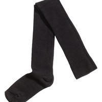 Thigh-high Over-knee Socks - from H&M