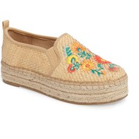 Sam Edelman Carrin Embroidered Sneaker (Women) | Nordstrom