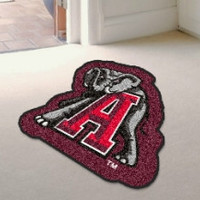 Alabama Crimson Tide Area Rug - Mascot Style