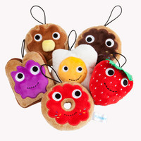 YUMMY Breakfast Small Plush Toy Series 4-Inch | Kidrobot