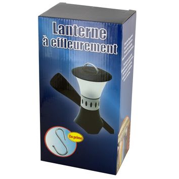 Touch Lantern with Ground Stake & Hook Case Pack 8
