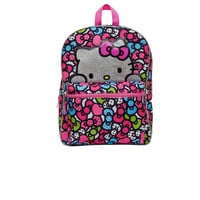 Hello Kitty Bows Backpack
