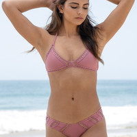 ACACIA SWIMWEAR - Andy Top | Orchid