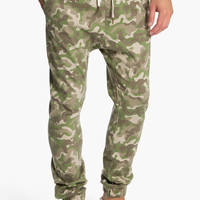 Zanerobe 'Sureshot' Slim Tapered Leg Camo Pants | Nordstrom