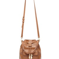 Faux Leather Bucket Bag | Forever 21 - 1000170266