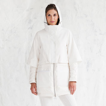 Lolё LAGHUVI JACKET - WHITE BY LOLË™ at lolewomen.com