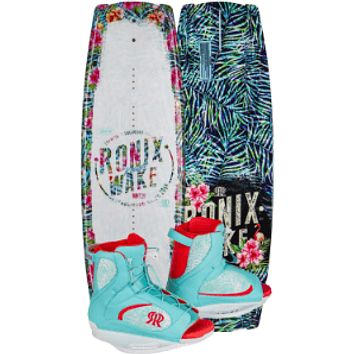 Ronix Krush Women's Wakeboard Package - 2017
