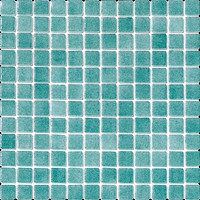 Foggy Nieblas Turquoise Green Pool Tile
