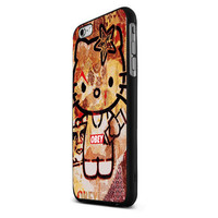 OBEY HELLO KITTY iPhone Case And Samsung Galaxy Case