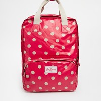Cath Kidston Matt Coated Backpack at asos.com