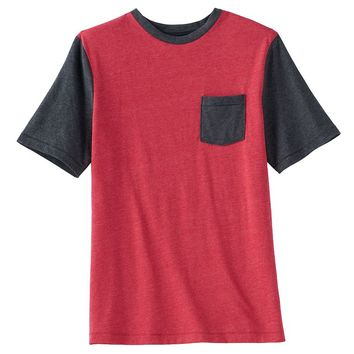 Tony Hawk Color Block Tee - Boys 8-20, Size: