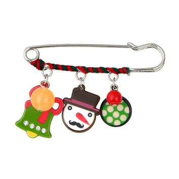 Shirt Accessory Sweets Innovative Christmas Bells [186326745114]