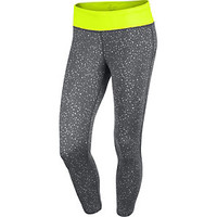 Women's Nike Epic Run Tight Cropped Running Pants | Scheels