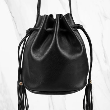 Out Of Town Bucket Bag