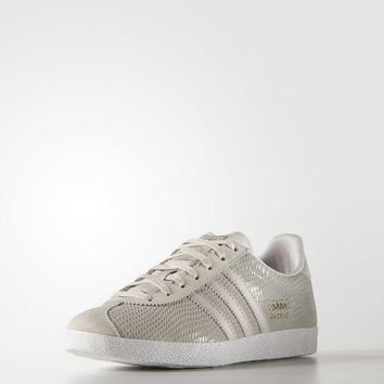 adidas Gazelle OG Shoes - Grey | adidas US