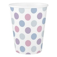 Party Paper Cup Polka Dot