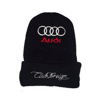 Club Foreign Race Ski Mask Audi