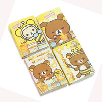 Rilakkuma Sticky Note Set v1