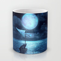 Set Adrift Mug by Soaring Anchor Designs | Society6