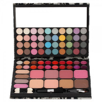 New 72 Colors Makeup Cosmetic Palette Set Leopard with Mirror
