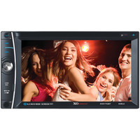XOVISION XOD1752BT 6.2 In-Dash Double-DIN DVD Receiver with Bluetooth(R)