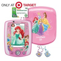 LeapFrog LeapPad2 Disney Princess Enchanted Bundle – Target Exclusive