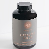 Free People Catalyst Gold Capsules