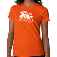 Inspirational T shirt. Discover The Joy - Code 147T
